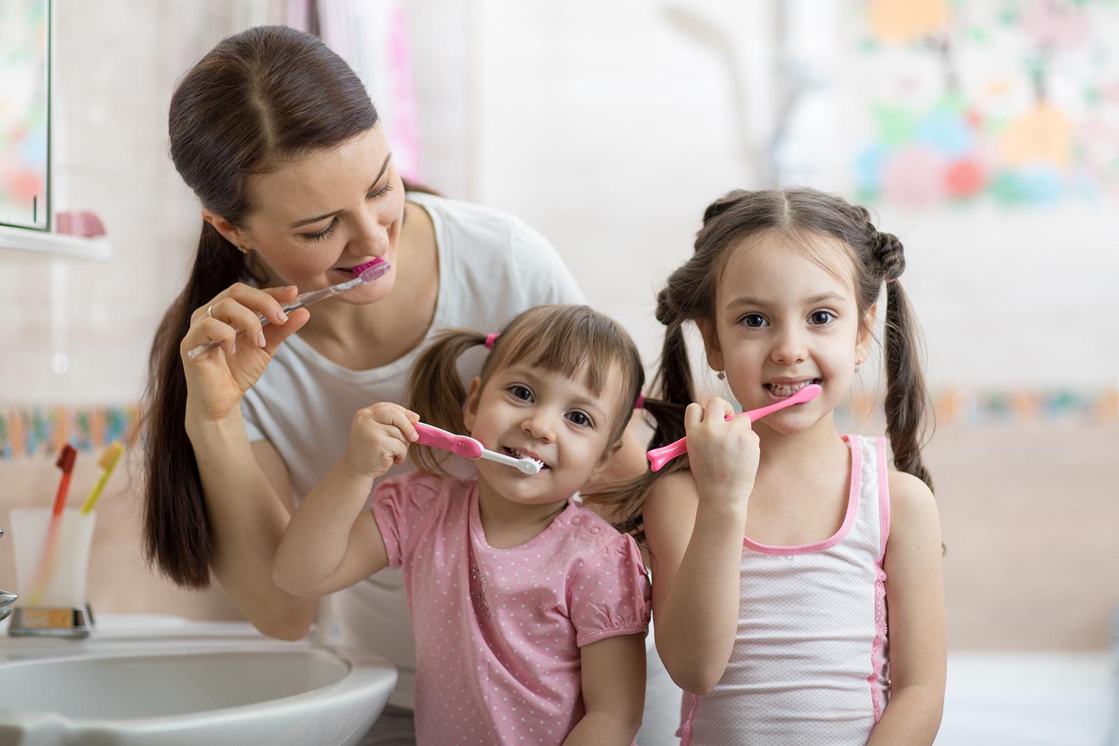 Ask Your College Station Dentist: October is National Dental Hygiene Month